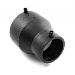 FOX FITTINGS HDPE100 - Elektrofúzna redukcia d63/50 SDR11, RE063050FOX