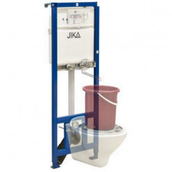 JIKA Modul - WASTE SINK SYSTEM, 155x525x1480 mm, Dual Flush H8936070000001